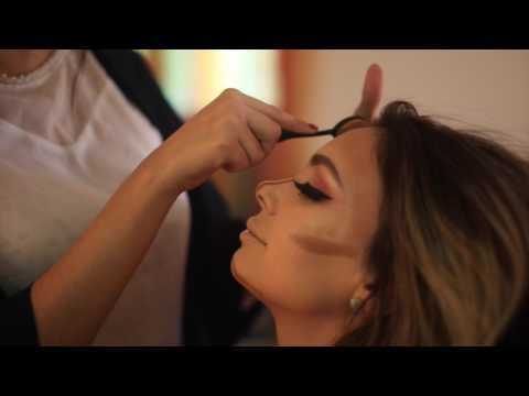 Hind Harmonie - make up artist -