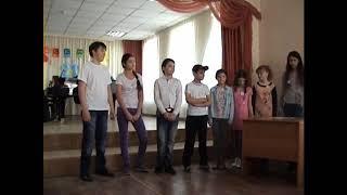КВН в Карагандинской музыкальной школе №1.