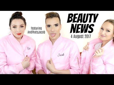 BEAUTY NEWS - 4 August 2017 | Feat. AndThatsJacob