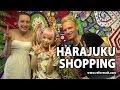 Shopping in Harajuku, Takeshita Dori Tour & MODEL Haruka Kurebayashi (紅林大空)