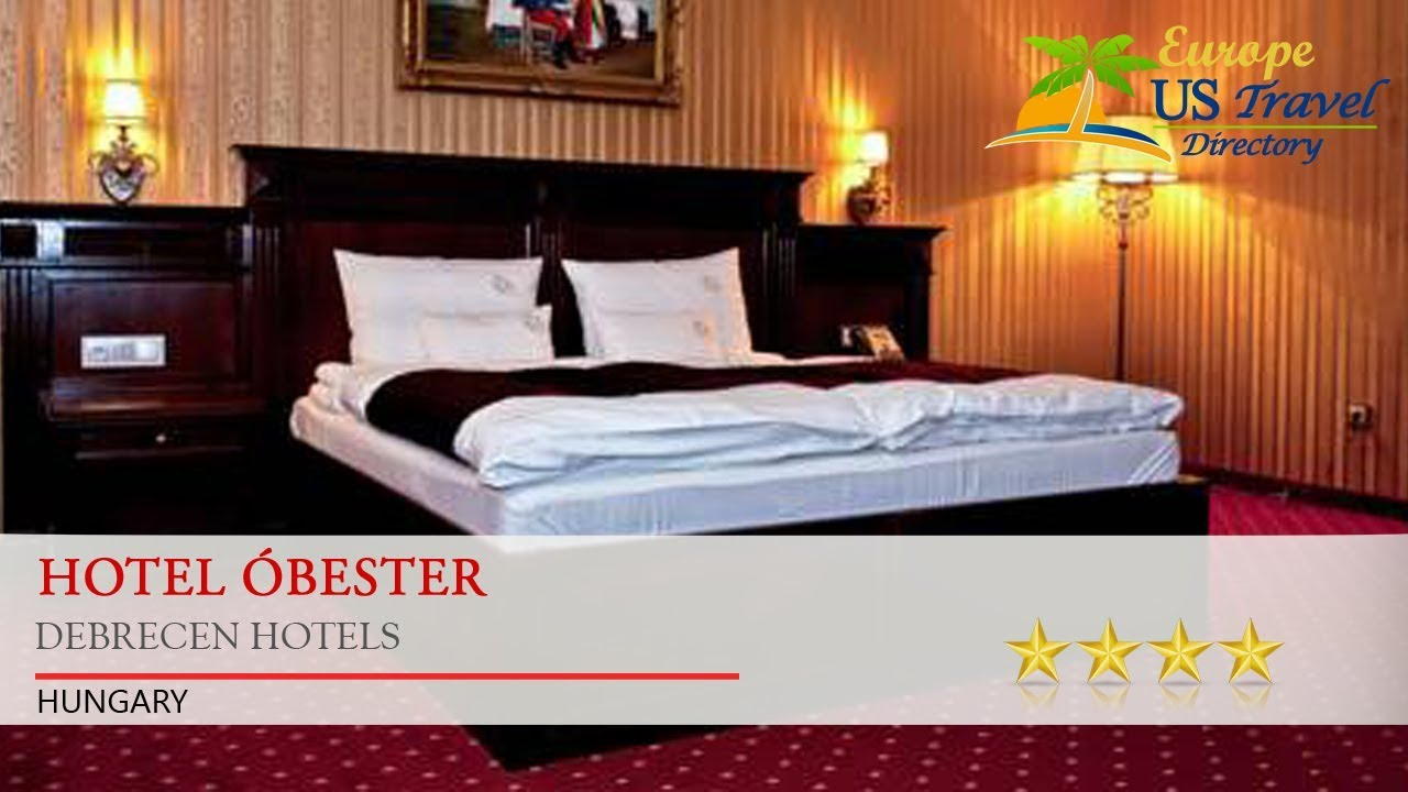 Hotel Óbester - Debrecen Hotels, Hungary