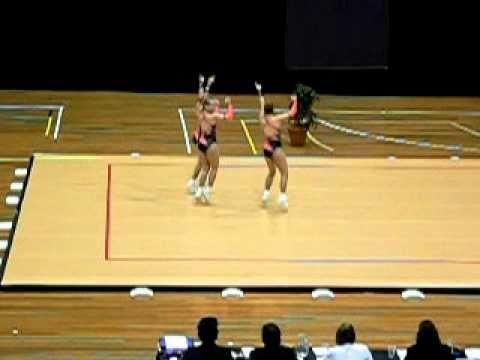 Rebound Sport Aerobics National Championships 2005