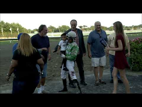 video thumbnail for MONMOUTH PARK 9-28-19 RACE 10