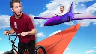 Dodge the Plane Challenge! | GTA5 [Ep 31]