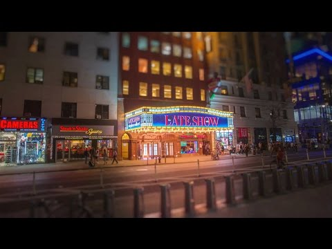 'The Late Show' Open Director's Cut