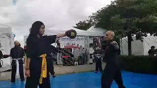 Forum des sports de Romainville - Kung-fu Dragon Rouge