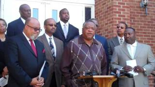 Clergy Met with DA Doug Henderson to Urge Criminal Indictment on Greensboro Asst. Police Chief