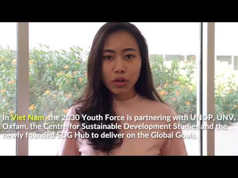 #Youth2030 in Action: Meet the Asia-Pacific 2030 Youth Force