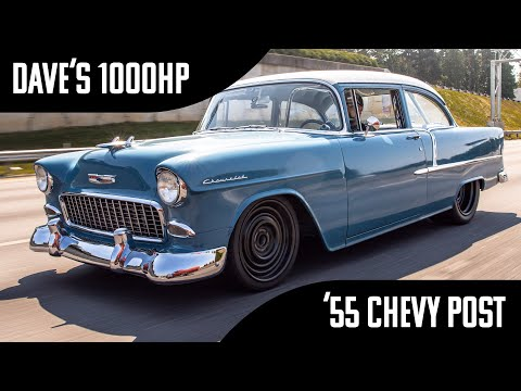 Cruise Missile:  Dave's 1000hp Turbo Chevy Post brought to you by Dakota Digital #highlight