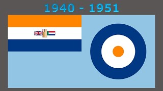 History of the South African Air force flag