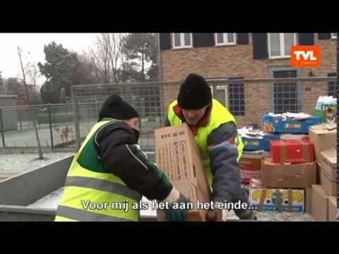 13/02/13 Papierophaling door missiekring (Dag Limburg Hamont-Achel)