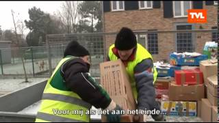 video uit Papierophaling door missiekring
