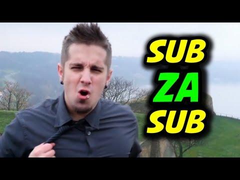 SUB ZA SUB (Official Music Video)