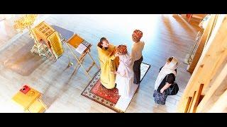 видео Видеосъемка венчания, фотосъемка венчания, фотограф на венчание в Москве