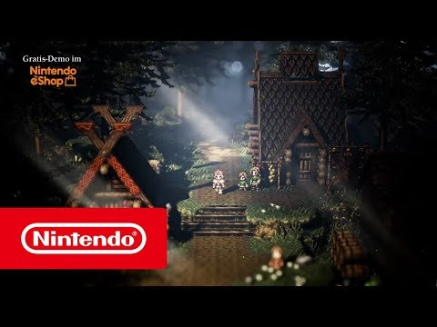 project OCTOPATH TRAVELER (Arbeitstitel) – Die Reise beginnt! (Nintendo Switch)