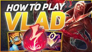 MAXIMUM BURST VLADIMIR BUILD | Build \u0026 Runes | How To Play Vlad S11 | League of Legends