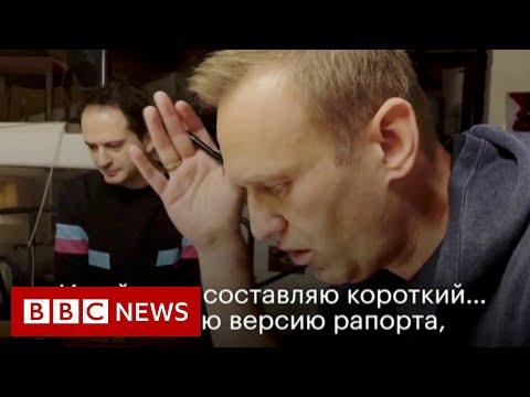 Russian agent 'tricked into detailing Navalny assassination bid' - BBC News