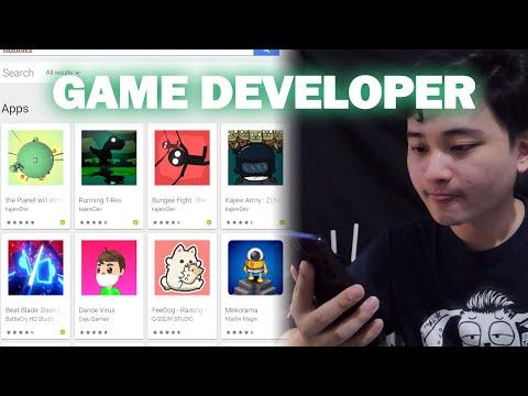 game game yang udah gw publish ke playstore - Indie Game Developer Indonesia