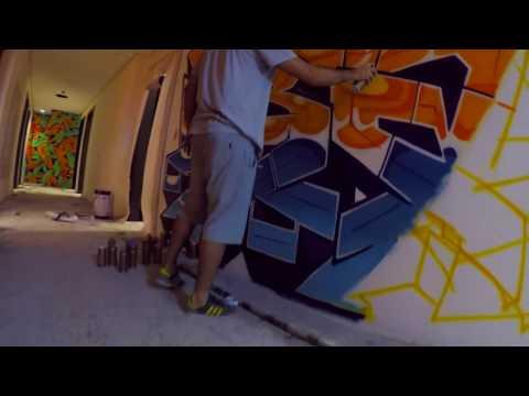 Bakeroner - Deyaa One / Jeddah - Saudi Arabia Graffiti