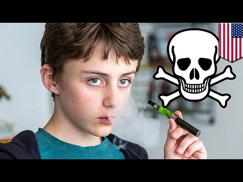 Youth vaping: US Surgeon General report claims e-cigarette use harmful for teens - TomoNews