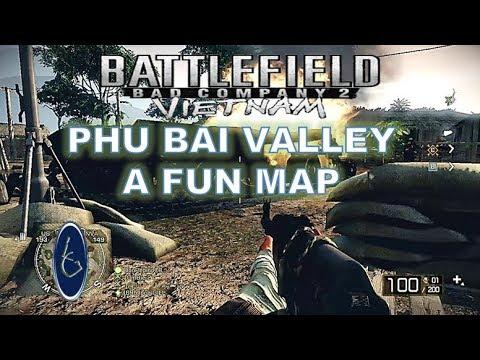 Battlefield Bad Company 2 Vietnam Phu Bai Valley A Fun Map Youtube