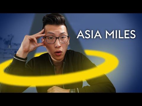 Cathay Pacific Asia Miles | Full Guide | Credit Cards & Sweet Spots