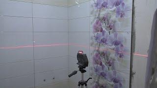 видео Как обложить ванну плиткой: практика облицовки