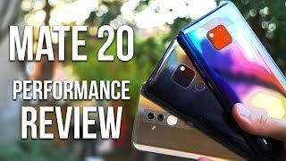 Huawei Mate 20 Pro vs Mate 20 vs Mate 20 Lite vs P20 Pro - Gaming Performance Review