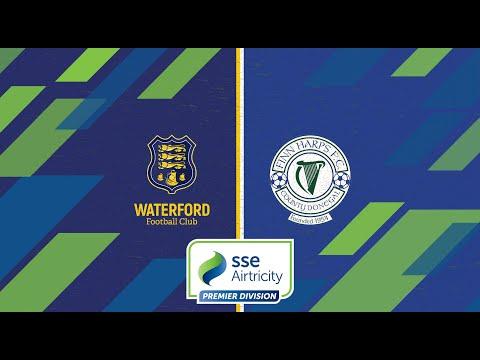 Premier Division GW30: Waterford 4-1 Finn Harps