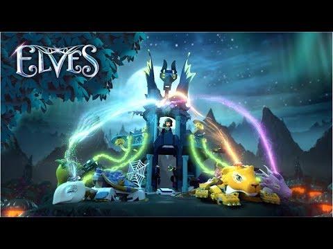 Into the Shadow World - LEGO Elves - Teaser - YouTube