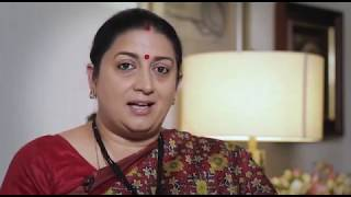 Smriti Irani's Message for Textile Industry during Coronavirus Outbreak