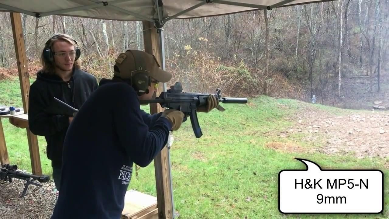Download Test Fire of 43 Machine Guns - One Take, No Edits