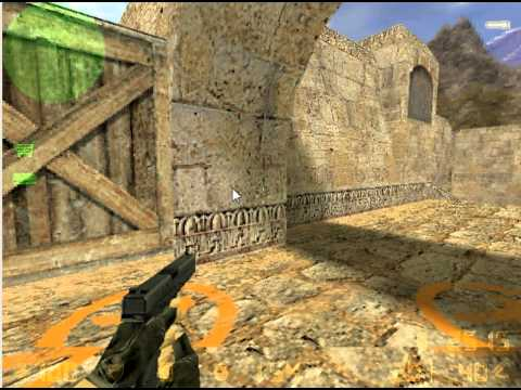 Counter-strike 1.6 Kotik vs FanFriend ^_^