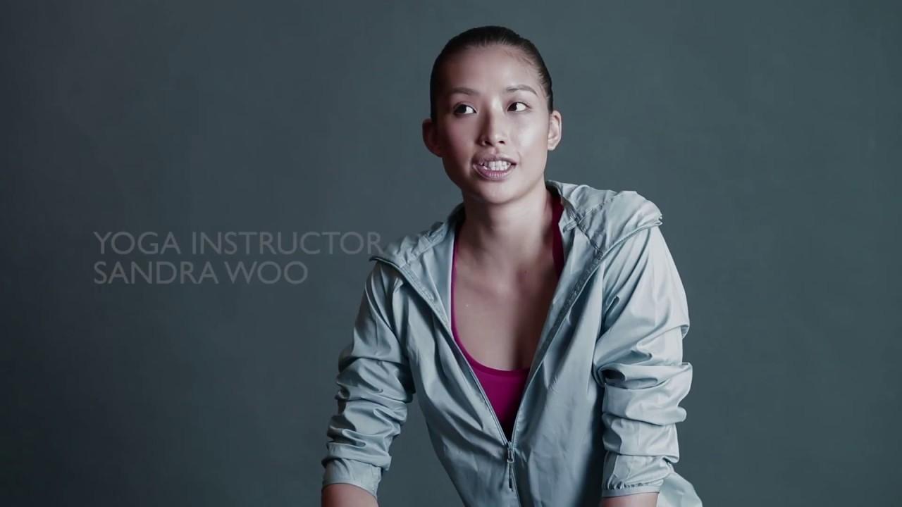stail my LOVE uniqlo sportswear : sandra woo