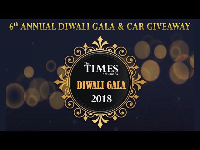 Diwali Gala 2018 Vancouver