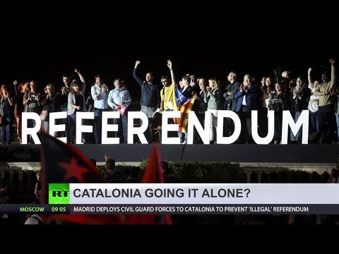 Stay or Go: Five things Madrid did to stop Catalonia referendum
