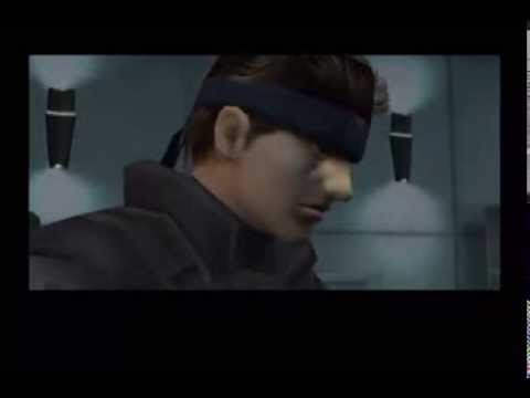 Metal Gear Solid: The Twin Snakes (Gamecube) Full Playthrough