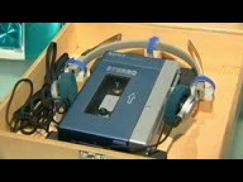 The Sony Walkman turns 40