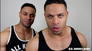 Best Cardio For Fat Loss & Build Muscle @hodgetwins