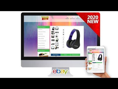 Free EBay Listing Template HTML Mobile Responsive Design 2020 Ebay Vorlage Kostenlos