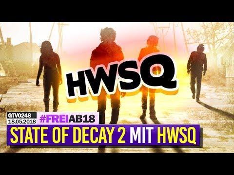 0248 🔴 HWSQ-Stream mit STATE OF DECAY 2, Cluedo, Monopoly 🔴 Gronkh Livestream | 18.05.2018