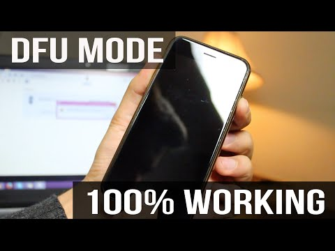 How To Get Out Of Dfu Mode Black Screen Without Restore Iphone Ipad And Ipod Touch