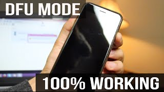 How to Get out of DFU Mode/ Black Screen without Restore iPhone/iPad and iPod Touch(, 2016-02-20T11:35:37.000Z)
