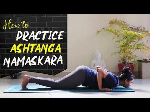 Ashtanga Namaskara || Arm Strength