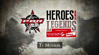 PBR HEROES & LEGENDS - Ty Murray