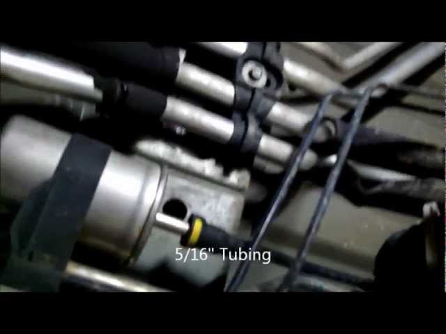 How to tune up Ford Freestar 2004 fuel filter spark plugs part 2of2 -  YouTubeYouTube