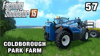 Let's Play Farming Simulator 2015 | Coldborough Park Farm #57