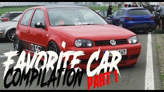 CAR PORN | Favorite Car Compilation PART 1 | JNSCRFT