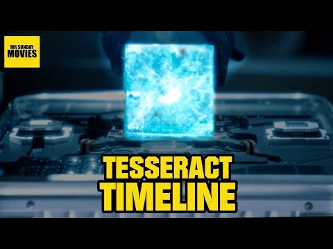 How Is The Tesseract In Captain Marvel?