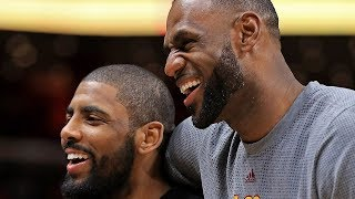 Kyrie Irving REVEALS He Subconsciously MISSES LeBron James!